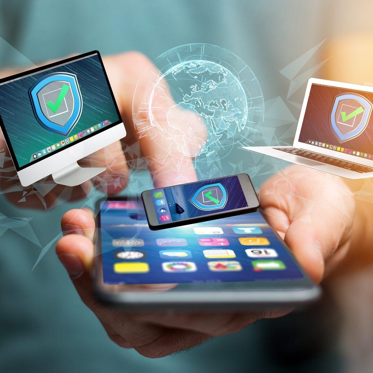 PCS et autres données sensibles sécurisées et accessibles