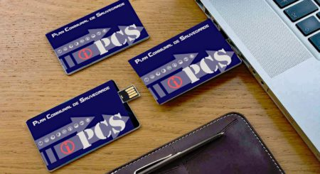 Cartes USB dédiées et sécurisées